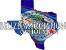 Belize Association of Houston Logo